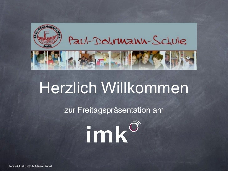 Paul Dohrmann Schule