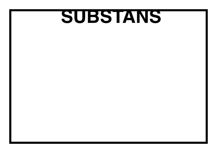 SUBSTANS