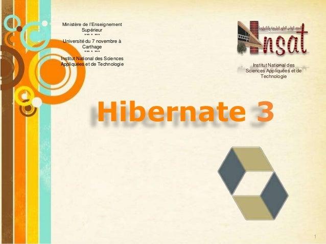 Hibernate 3
