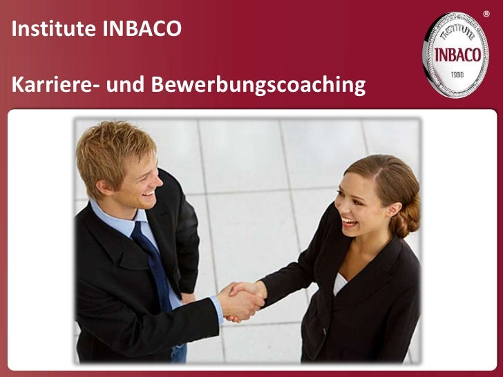®Institute INBACOKarriere- und Bewerbungscoaching