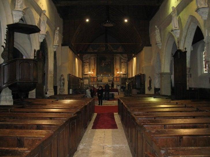 Présentation Eglise