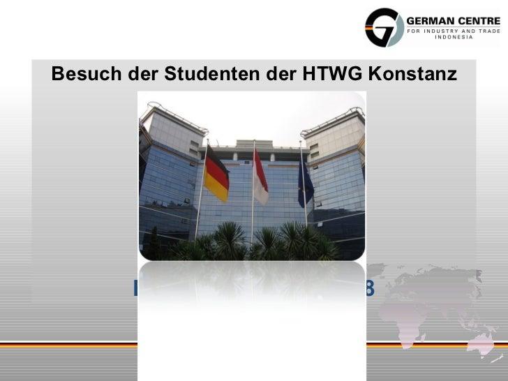 <ul><ul><li>Besuch der Studenten der HTWG Konstanz </li></ul></ul><ul><ul><li>BSD City, 23. Juli 2008 </li></ul></ul>