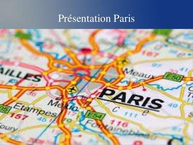 Présentation Paris