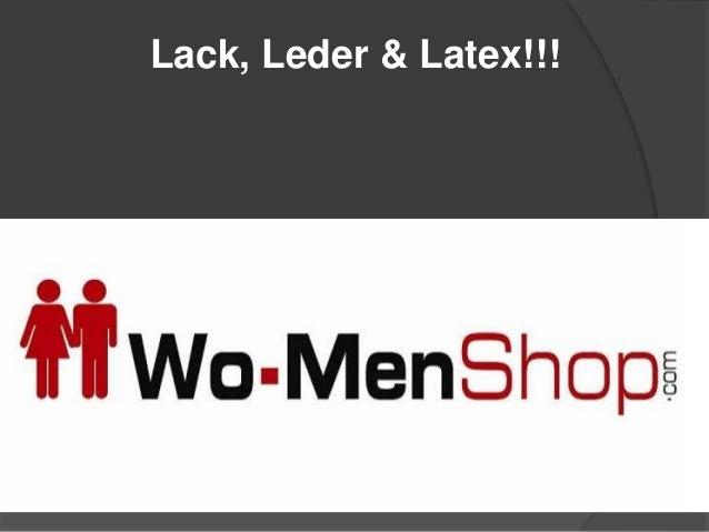 Lack, Leder & Latex!!!