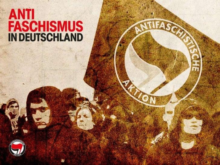Antifaschismus in Deutschland