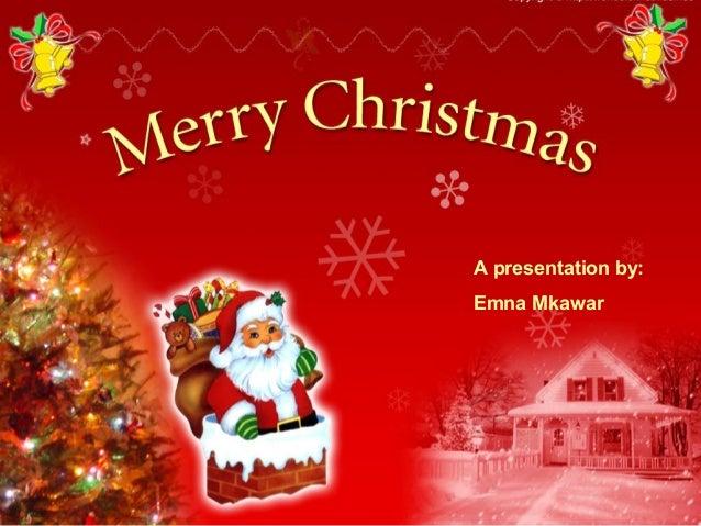 A presentation by: Emna Mkawar