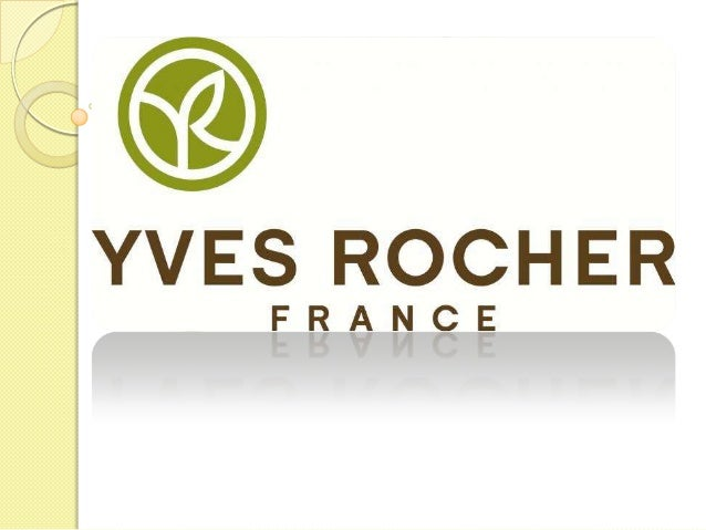 Marketing relationnel Etude de cas Yves rocher Par Miroud et Gouader