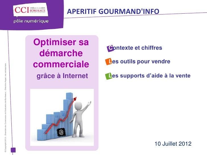 Optimiser sa démarche commerciale grâce à Internet
