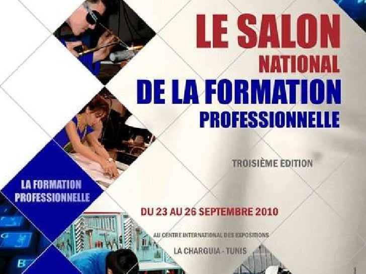 Salon de la formation pro tunis 2010 - Salon de la formation ...
