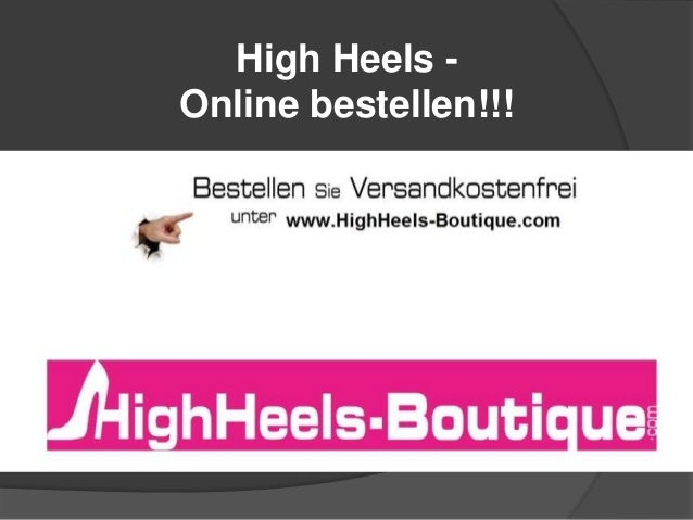 Die schönsten Pumps & Stiefel für Weihnachten findest du auf HighHeels-Boutique.com