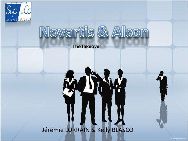 Novartis & Alcon's takeover