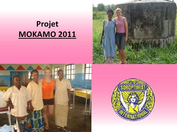 ProjetMOKAMO 2011<br />