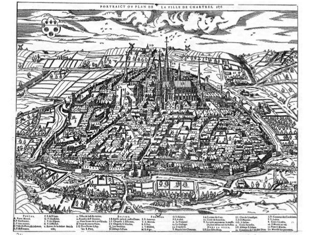 La ville médiévale, la cathédrale et son enclos canonial
