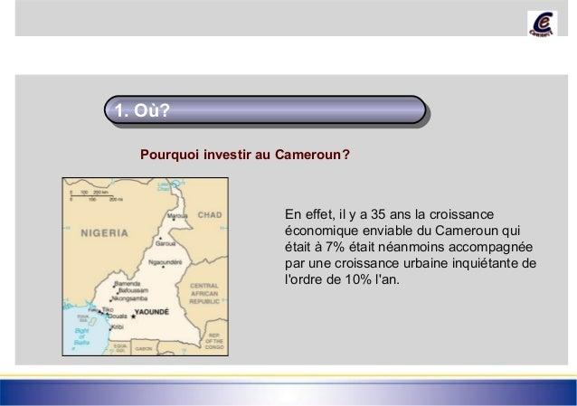 technorex investir dans limmobilier au cameroun