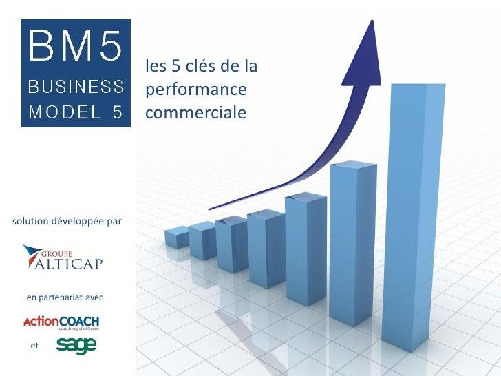 les 5 clés de la                          performance                          commercialesolution développée par   en par...