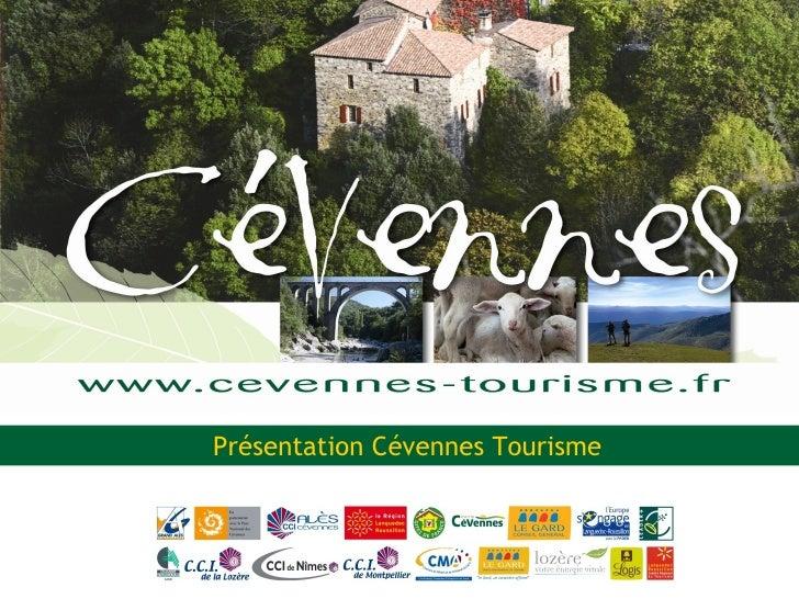 Présentation Cévennes Tourisme