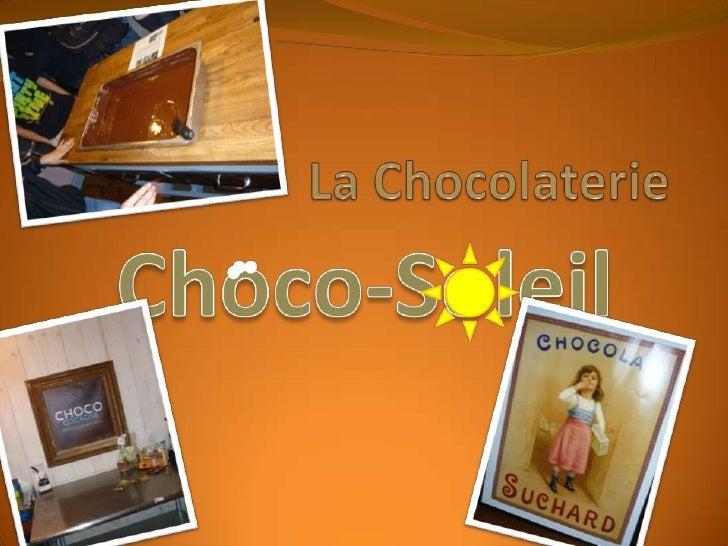 La Chocolaterie<br />