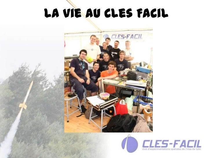 Présentation du CLES-FACIL - 2009
