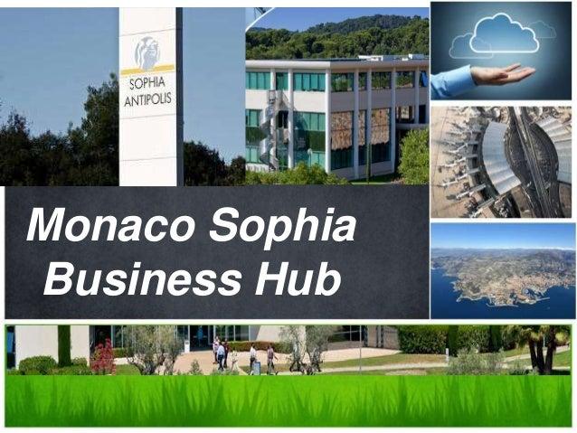 Monaco Sophia Business Hub