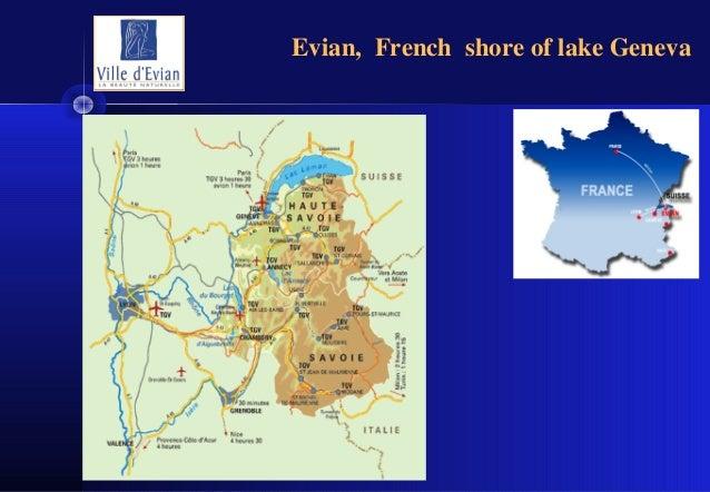 Evian Tourism 2014