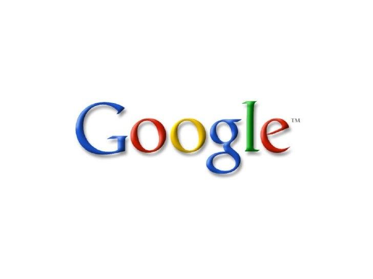 PréSentation Google Apps Version Google