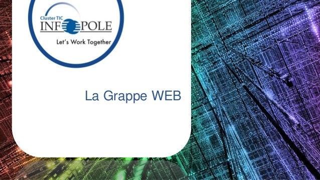 La Grappe WEB