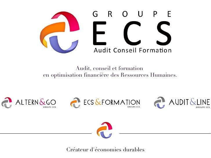Audit, conseil et formationen optimisation financière des Ressources Humaines.        Créateur déconomies durables