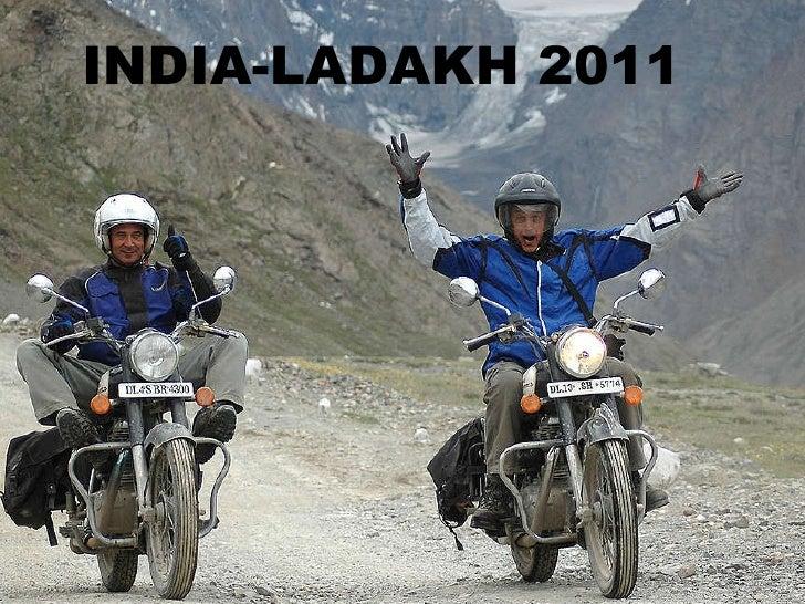 INDIA-LADAKH 2011