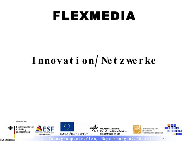 Innovation/Netzwerke FLEXMEDIA