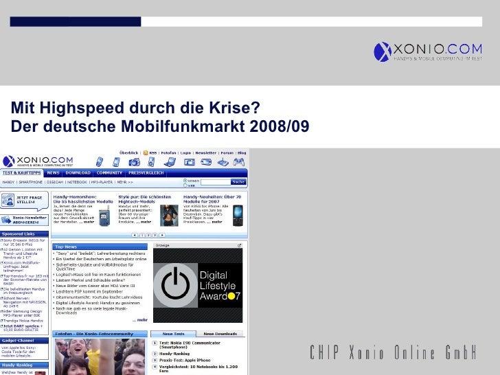 PräSentation Mobilfunkmarkt Telekom Forum