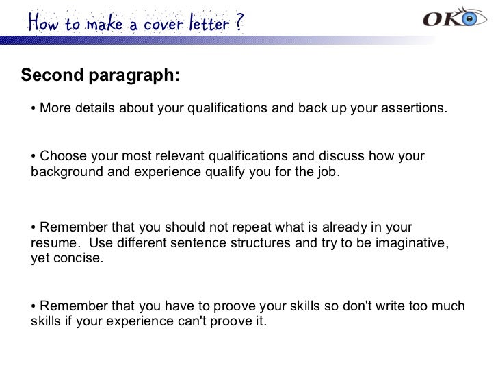 Fancy Ideas Cover Letter Closing Paragraph   Closing A Cover     SlideShare
