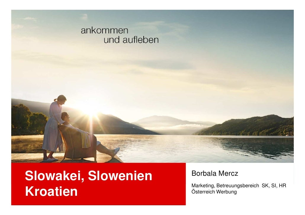 Potentiale der Märkte Slowakei, Slowenien und Kroation