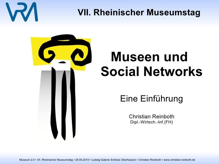 Museen und Social Networks