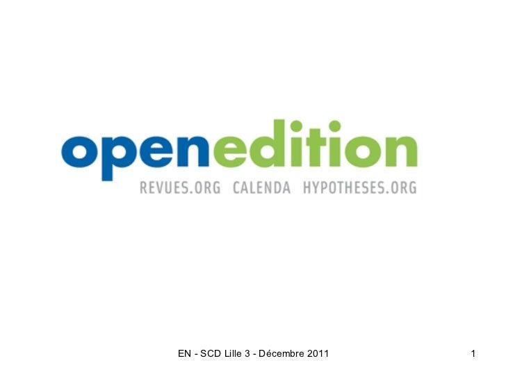 OpenEdition Freemium