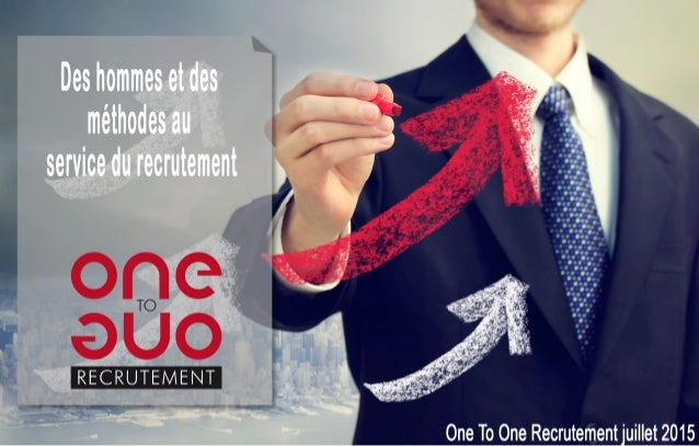 Présentation One To One Recrutement