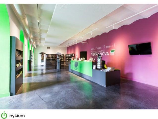 Le Centre du Visiteur en images...