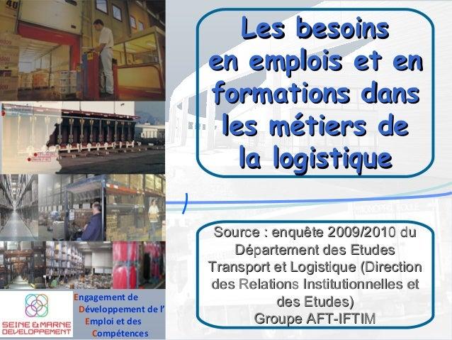 Engagement de Développement de l' Emploi et des Compétences Les besoinsLes besoins en emplois et enen emplois et en format...