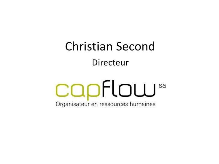 Christian Second    Directeur