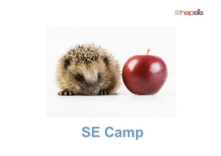 Présentation Se Camp