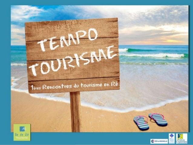 ILE DE RE TOURISME
