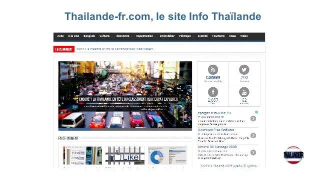 Thailande-fr.com, le site Info Thaïlande