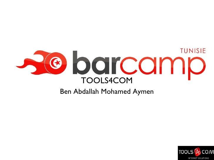 TOOLS4COM Ben Abdallah Mohamed Aymen
