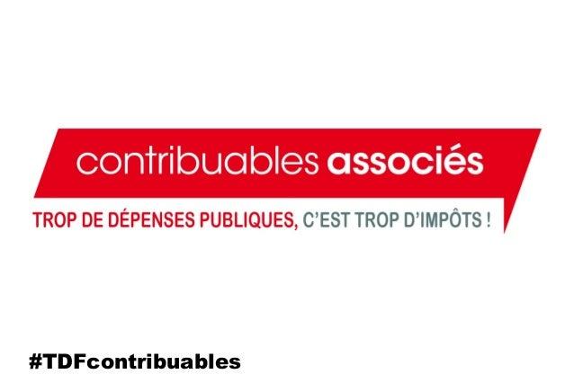 #TDFcontribuables