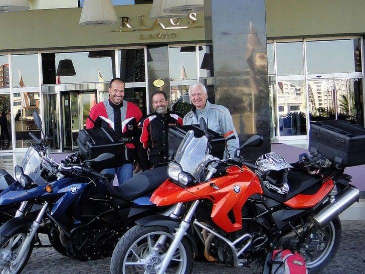 DEL BONDIO MOTORCYCLETOUR TURKEY NOVEMBER 2011