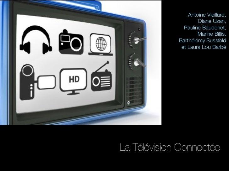 La Télévision Connectée