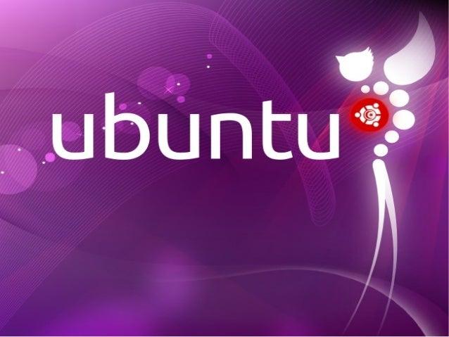 Présentation ubuntu 12.10 ODP