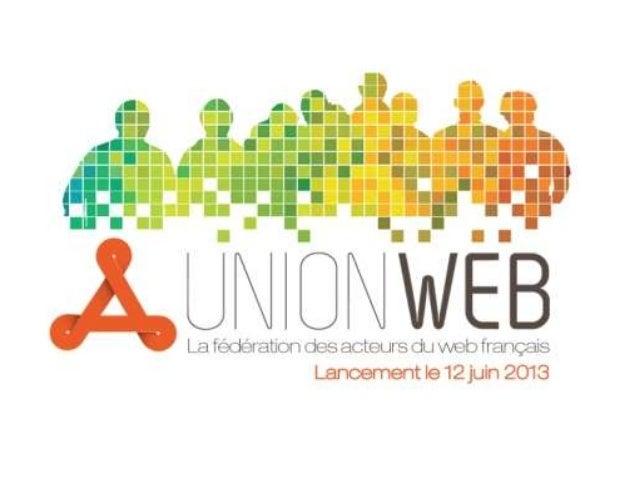 Présentation de UnionWeb