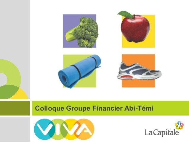 Colloque Groupe Financier Abi-Témi