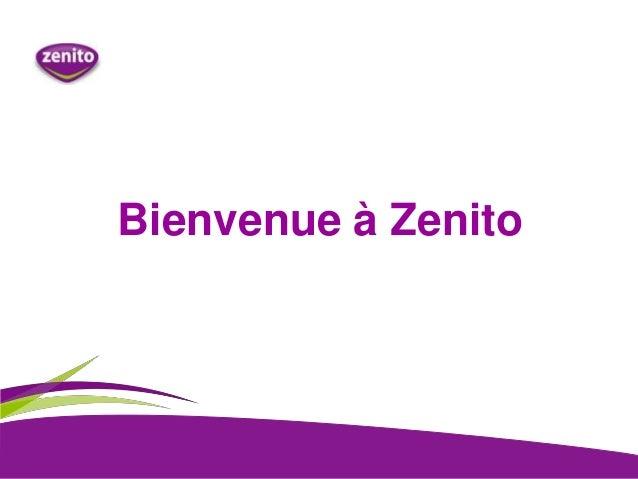 Bienvenue à Zenito