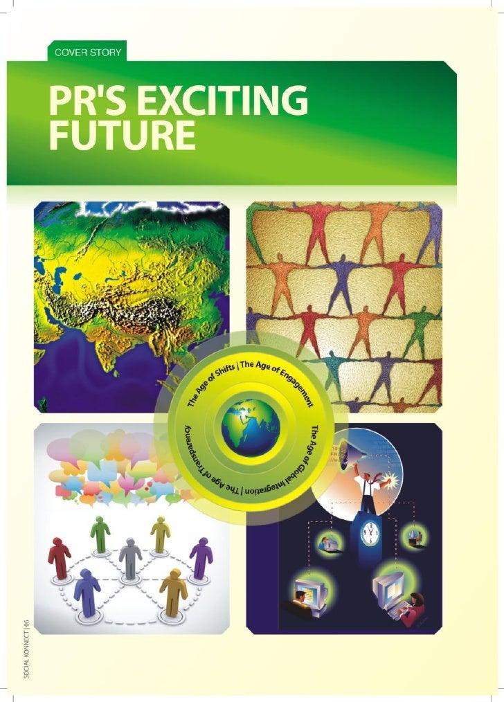 Pr's exciting future